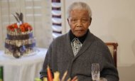Nelson Mandela Spends Christmas In Hospital