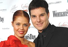 Anna Trebunskaya and Jonathan Roberts | Photo Credits: Jamie McCarthy/WireImage