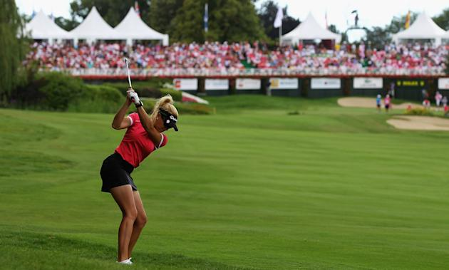 Evian Masters - Day Four