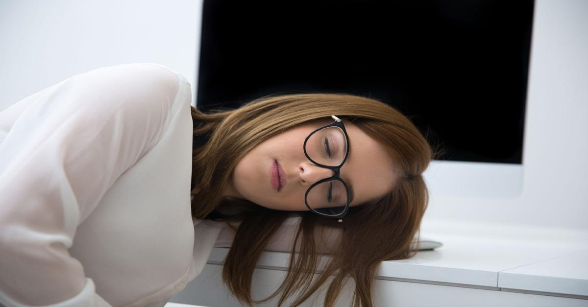 14 Reasons You Feel Tired All The Time