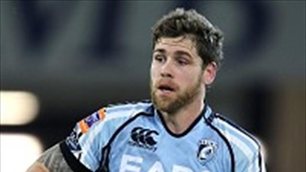 Gavin Evans scored the only try of the game as Cardiff edged out a win