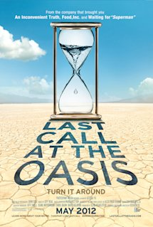 Poster of Last Call at the Oasis