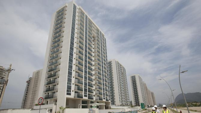 Olympic Village Rio The Rio 2016 Olympic Games