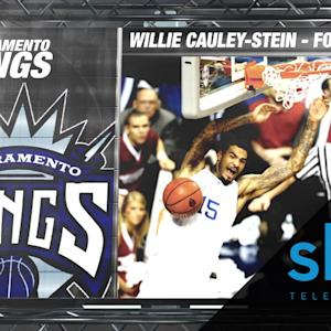 Kings Select Kentucky's Willie Cauley-Stein | NBA Draft Hype Video