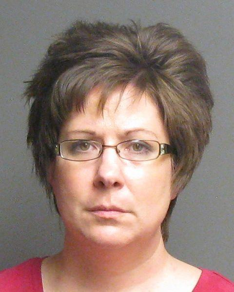 This undated photo released by the Sanilac County sheriff's department in Sandusky, Mich., shows Sara Ylen, 38. She has been charged with health care fraud after appealing for money to fight her cancer even though she didn't have the disease. She's also accused of making up rape claims against men in Michigan and California (AP Photo/Sanilac County sheriff's department)