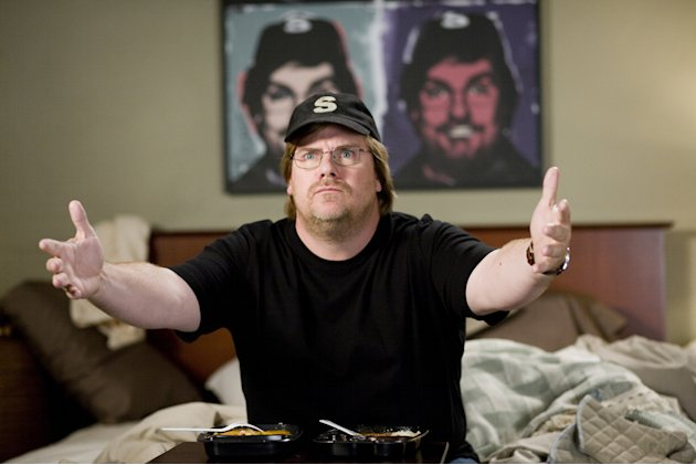 Kevin Farley An American Carol Production Stills Vivendi 2008