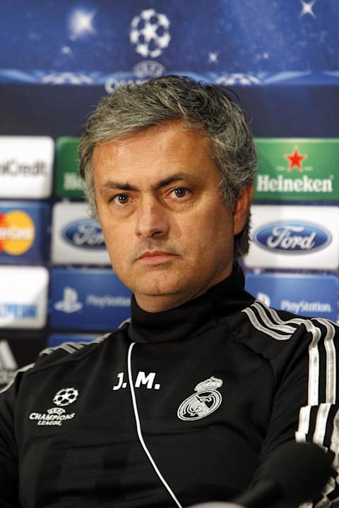 Soccer - Jose Mourinho File Photo