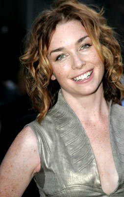 Premiere: Julianne Nicholson at the New York premiere of Revolution Studio's Little Black Book - 7/21/2004
