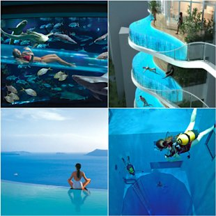 7 Amazing Swimming Pools