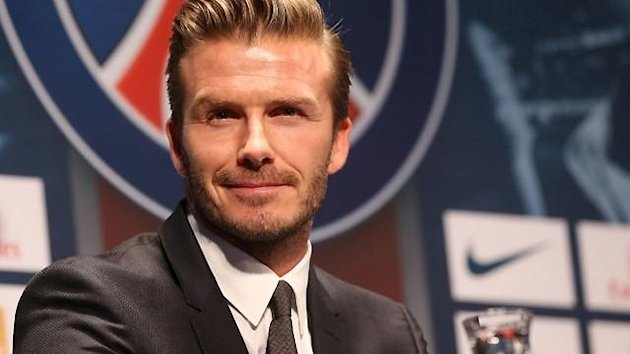 David Beckham: PSG stellt seine Errungenschaft vor