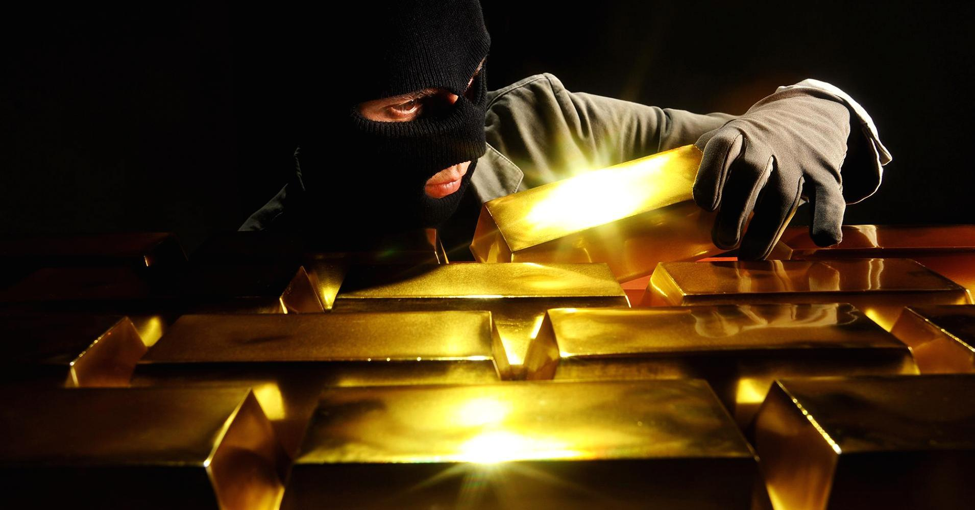 $4M in gold stolen in roadside heist
