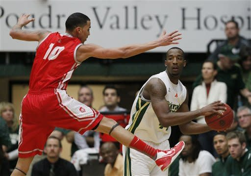 Williams scores 46 to lead New Mexico past CSU