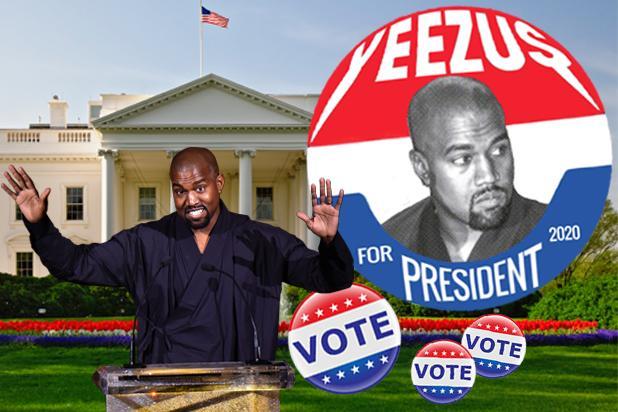 Kanye West for President? It's Not as Crazy as You Think