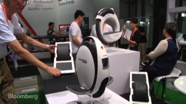 What's Hot at China's Newest Gadget Fair
