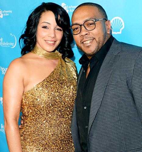 Timbaland's Wife Monique Mosley Files for Divorce After Five Years of Marriage