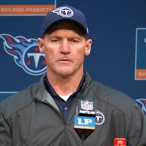 Tennessee Titans postgame press conference
