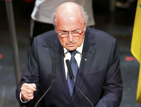Shame and humiliation brought on FIFA, says Blatter