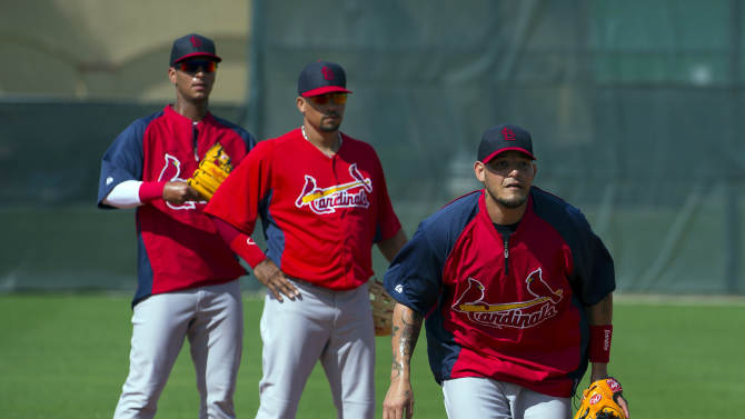MLB Spring Training: St. Louis Cardinals