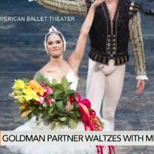 Misty Copeland's Rise: The Banker and the Ballerina
