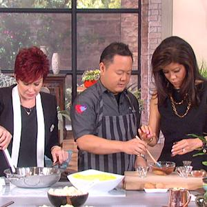 The Talk - Food Festival with Jet Tila