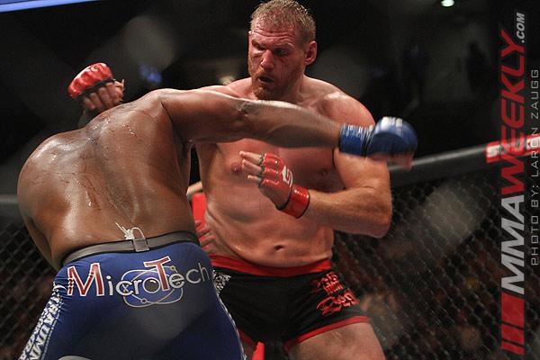Josh Barnett Slated for Final Strikeforce Bout on Champions Fight Card in January