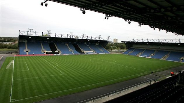 General view of Kassam Stadium, home to Oxford United