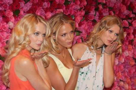 Erin Heatherton, Lindsay Ellingson et Toni Garrn : les bombes de Victoria&#39;s Secret sont de sortie !