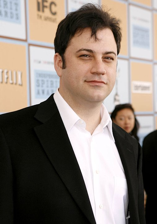 Jimmy Kimmel at the Film Independent's 2006 Independent Spirit Awards.  March 4, 2006