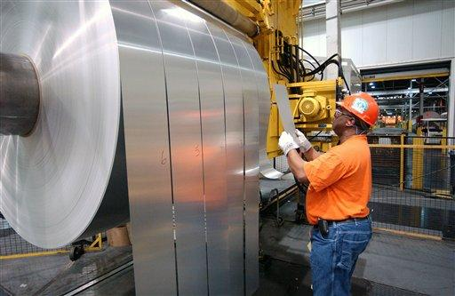 Alcoa Sees Rising Demand for Planes, Trains & Automobiles