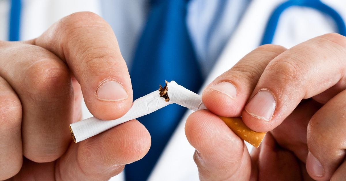 Unique Method To Quit Smoking?