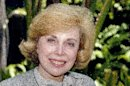FILE - In this Sept. 1, 1987 file photo, Dr. Joyce Brothers takes a break from a busy schedule in Los Angeles to talk about her upcoming television series, &quot;The Psychology Behind the News.&quot; Brothers died Monday, May 13, 2013, in New York City, according to publicist Sanford Brokaw. She was 85. (AP Photo/Nick Ut, File)