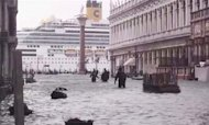 Under Water: Venice Hit By Severe Flooding