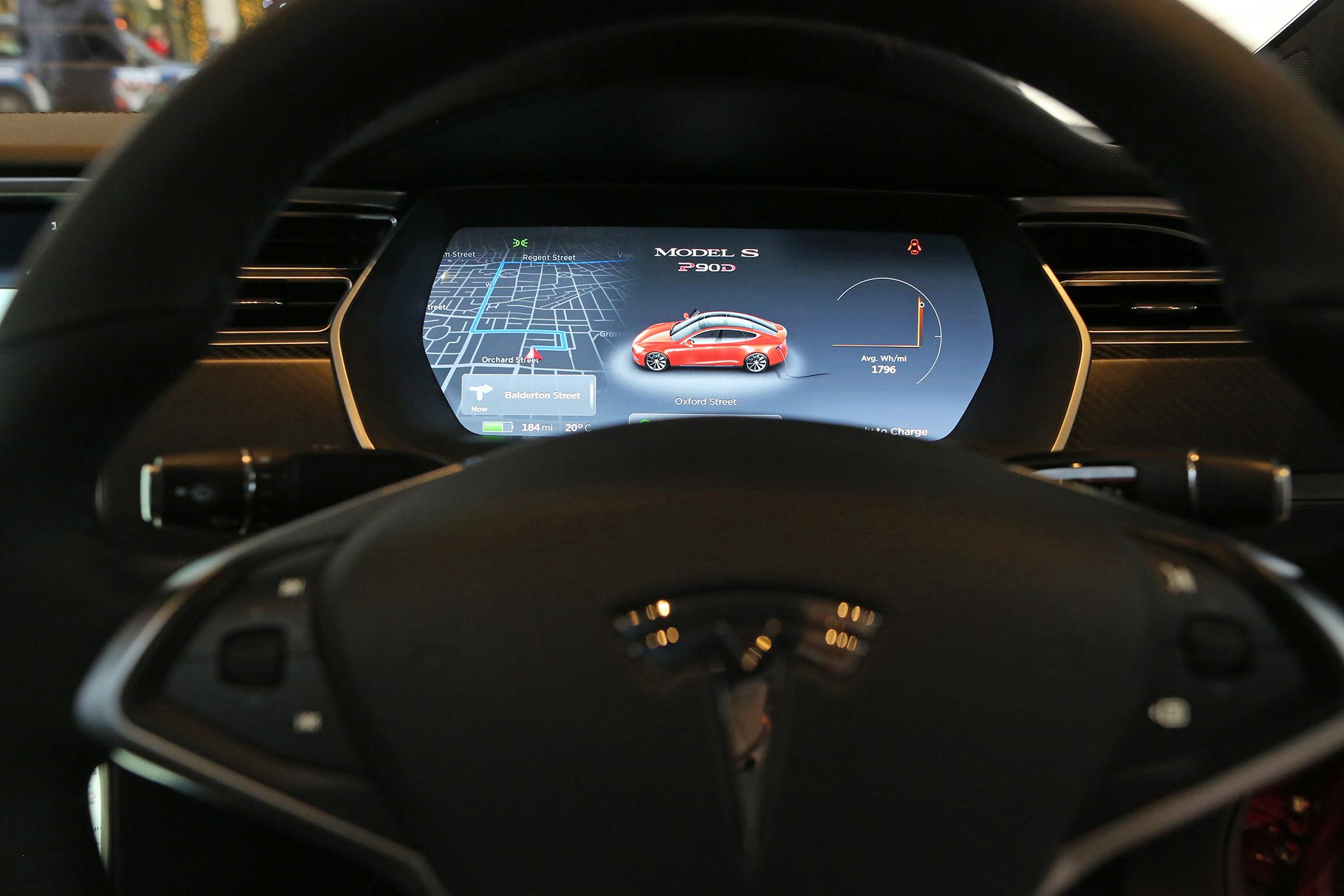 Tesla Fixed a Big Problem With Its Self-Driving Feature