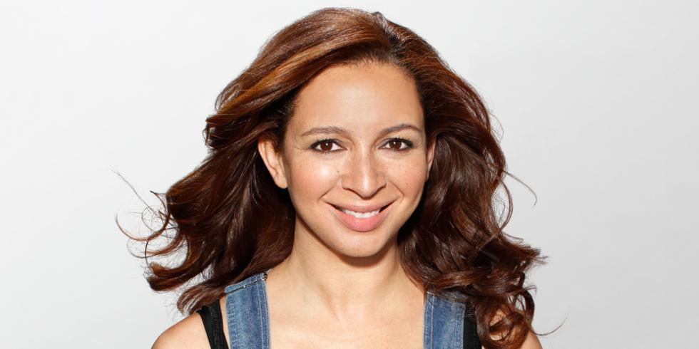 Maya Rudolph on Her Unusual Secrets to Success and the One Thing Every Woman Should Try Once
