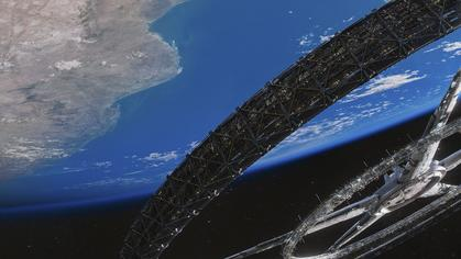 Space Station Science: Could Humanity Really Build 'Elysium'?