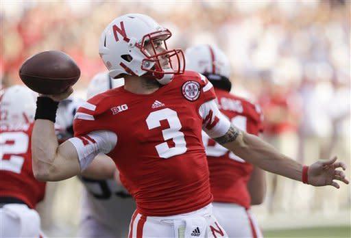 No. 18 Nebraska rallies to beat Penn State 32-23