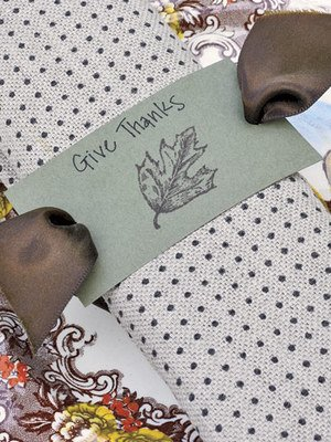 Get Crafty with DIY Napkin Holders