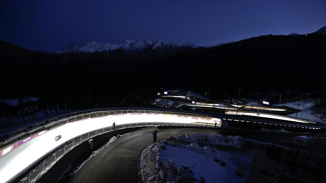AP PHOTOS: A look at Sochi before the games open