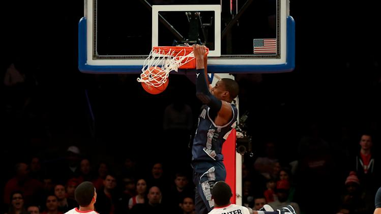 NCAA Basketball: Georgetown at St. John's