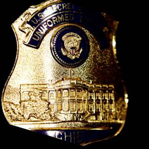 CHANGE OF COMMAND FOR THE SECRET SERVICE