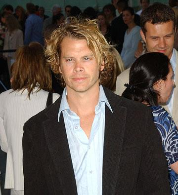 Eric Christian Olsen at the Los Angeles premiere of Warner Bros. Pictures' License to Wed