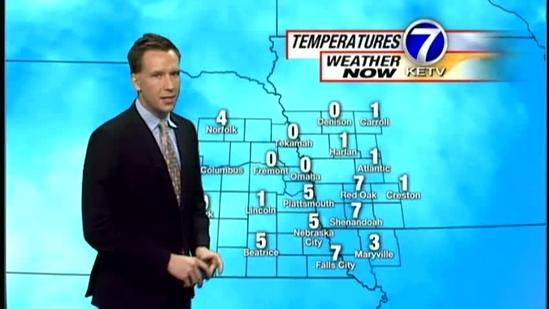 Matt's Wednesday Morning Forecast