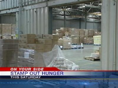 Stamp Out Hunger Helps Families In Need