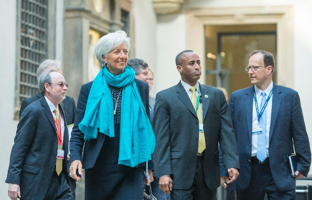 G7 finance ministers, central bankers meet in Dresden