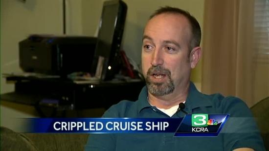 Sacramento woman stranded at sea on Carnival Cruise ship