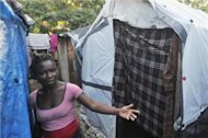 Haiti food crisis feared in Sandy's wake