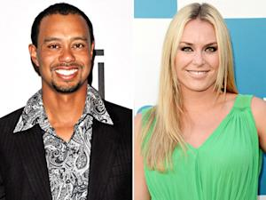 Lindsey Vonn Boards Tiger Woods' Jet After Skiing Injury