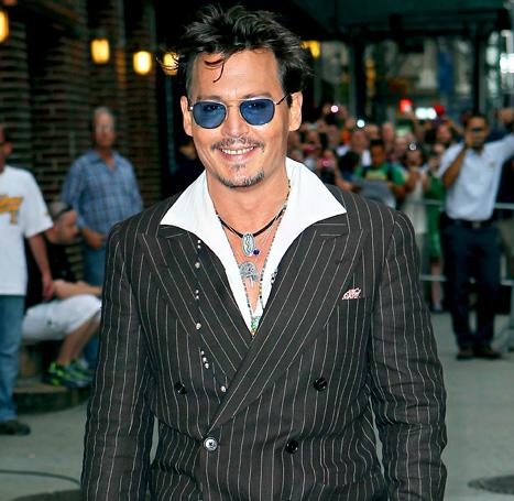 "Johnny Depp Is ""Extremely Proud"" of How His Kids Dealt With Vanessa Paradis Split"