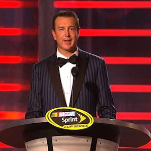 Sprint Cup Awards Banquet: Kurt Busch