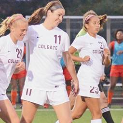 Patriot League 360: Women's Soccer (10.1.14)